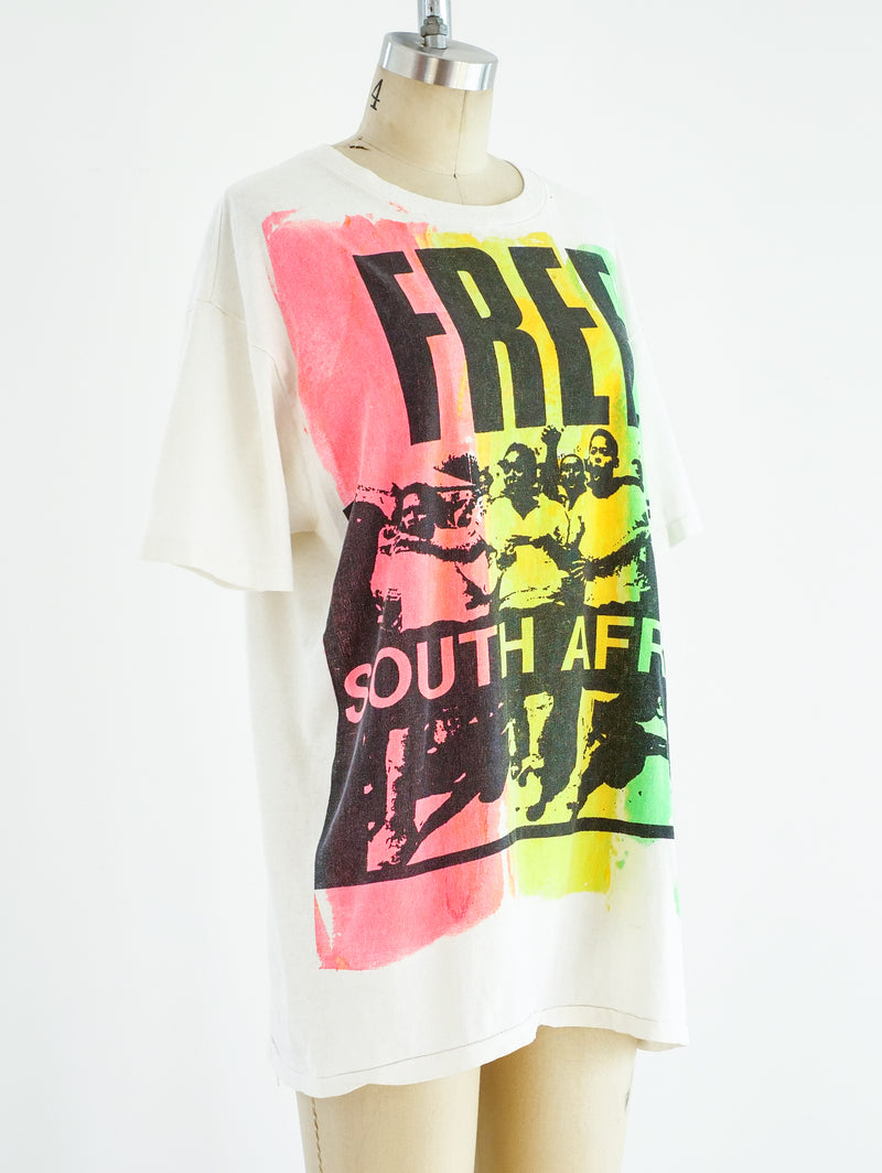 Aparthied South Africa Tee