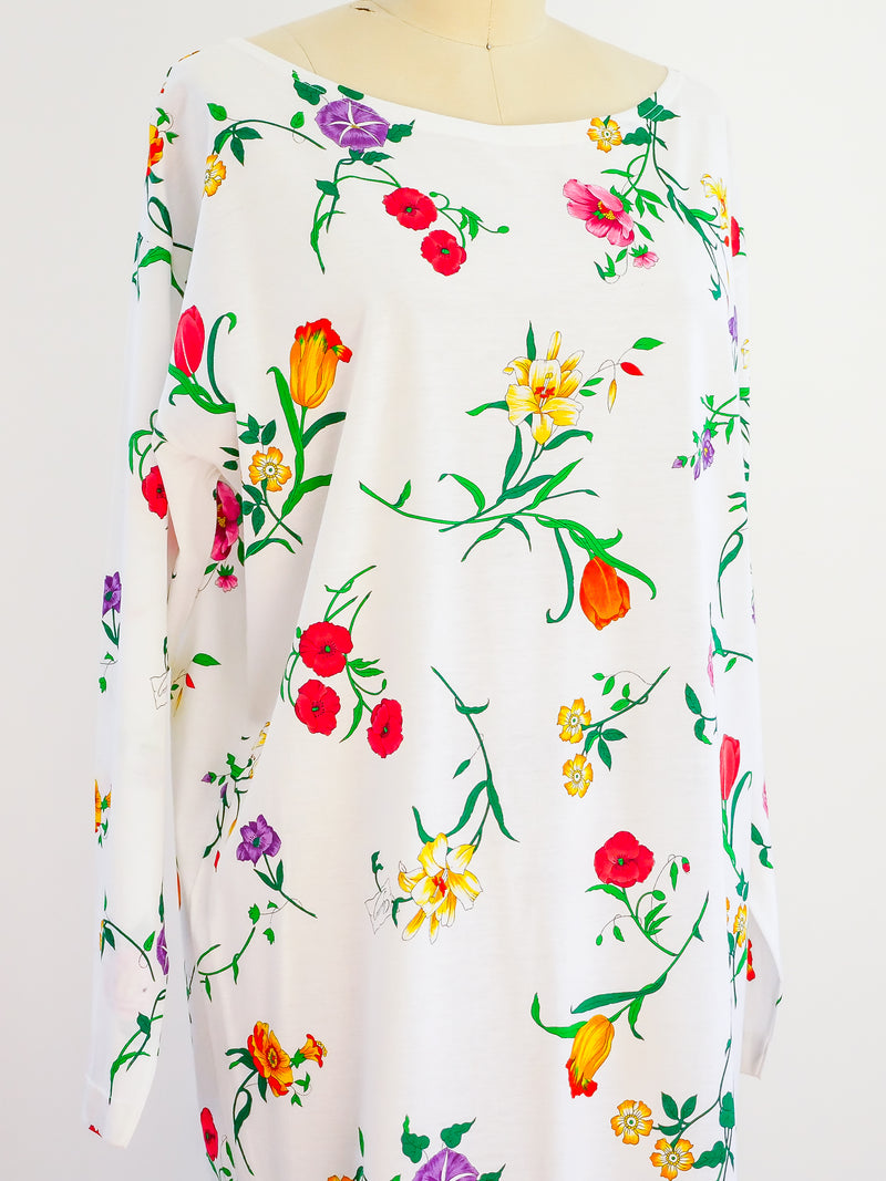 Gucci Cotton Tshirt Dress