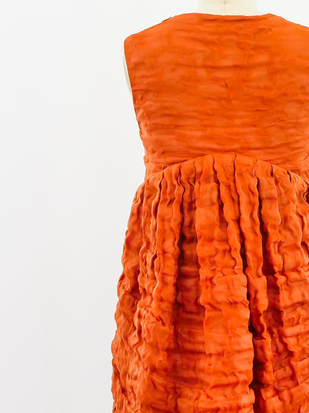 Bottega Veneta Textured Bubble Dress
