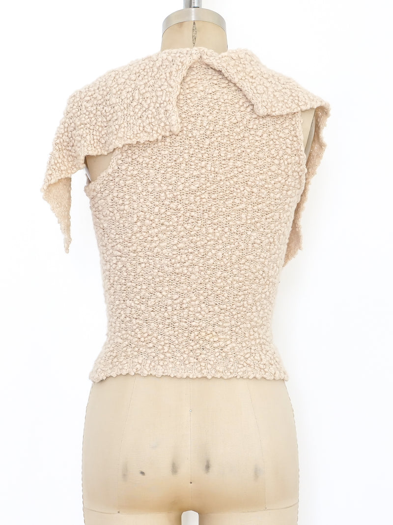 Chloe Textured Knit Top