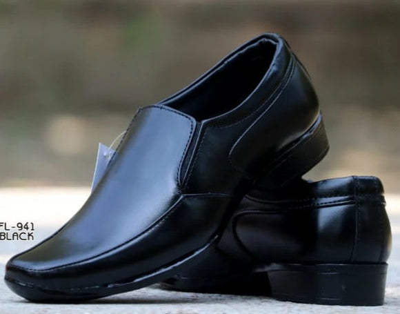 Stylish  Black Formal Shoes