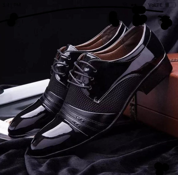 Black Formal Shoes For Men