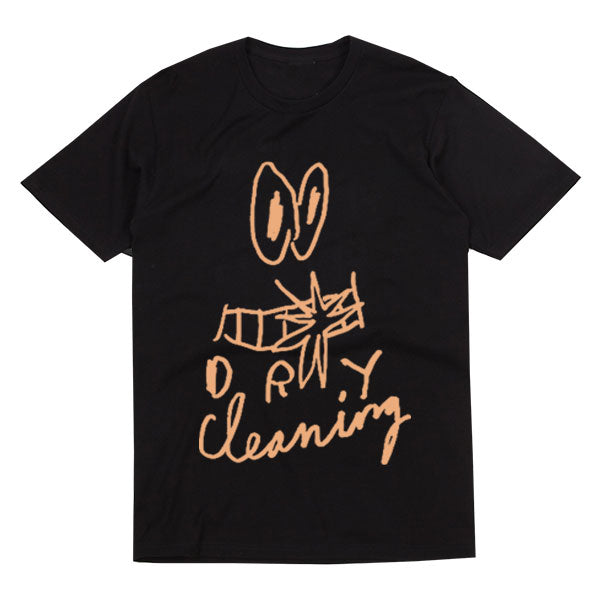 DRY CLEANING - BLACK TEE