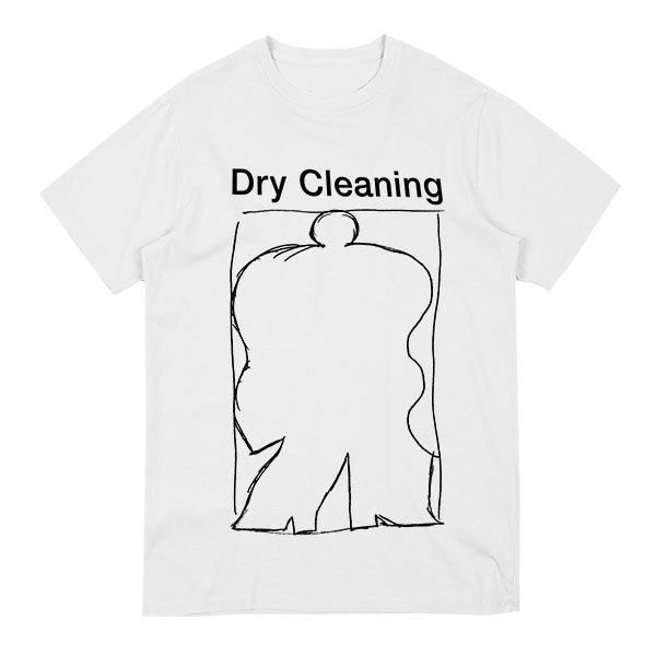 DRY CLEANING - WHITE TEE