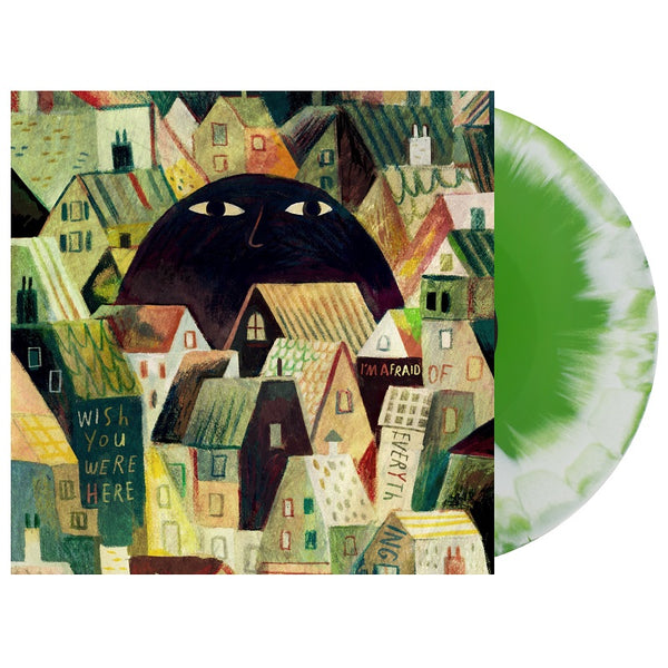 Wish You Were Here 'Im Afraid of Everything' PN 1 LP Webstore Exclusive