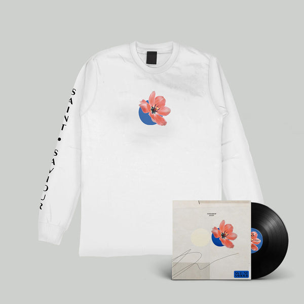 Tomorrow Again Signed LP + Long Sleeve Bundle