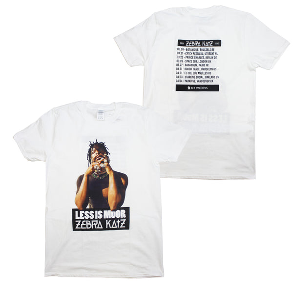 LESS IS MOOR TOUR TEE
