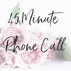 45 Minute Phone Call