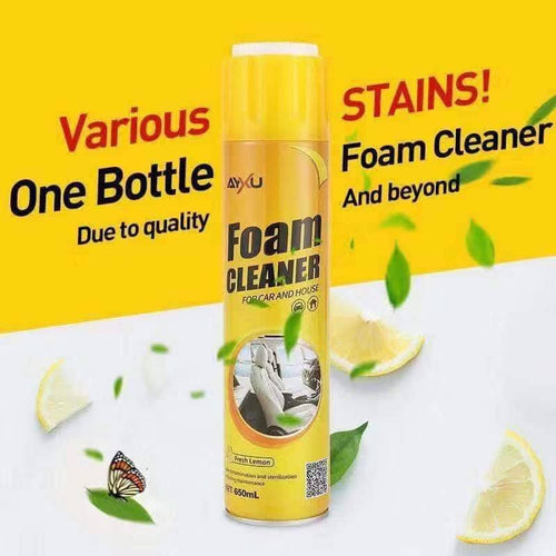 FOAM CLEANER BUY 1 TAKE 1(Free Shipping and COD)