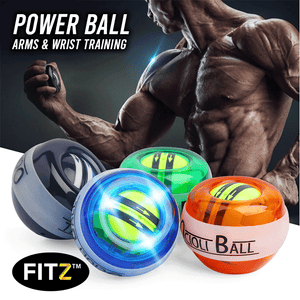 Power Ball Wrist & Arm Trainer (Free Shipping and COD)