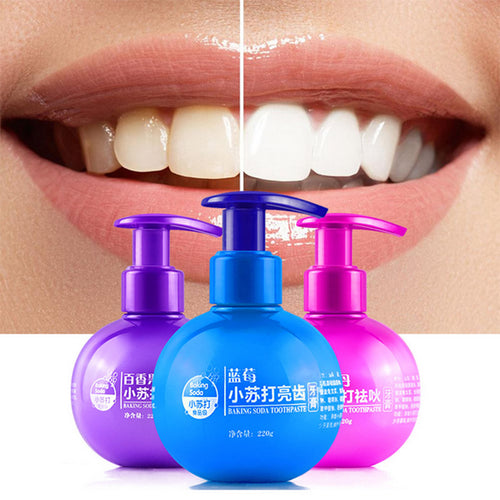 BUY1 GET1 - Intensive Stain Removal Whitening Toothpaste(FREE SF|COD)