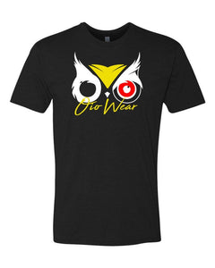 T-Shirt OiO Alien Black