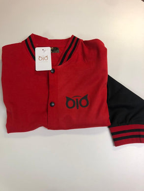 OiO Jacket Red & Black