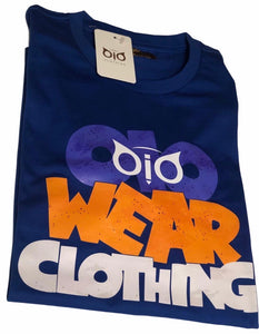 T-Shirt OiO Blue
