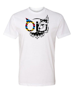 T-Shirt OiO Owl White
