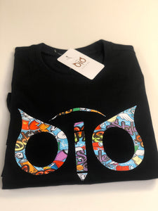 T-Shirt OiO DE Black #1