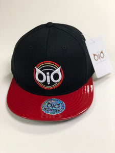 Cap OiO Snapback Black & Red EE