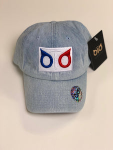 OiO Cap Dominican Colors