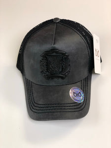 OiO Cap Shield Black & Black