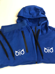 Set Hoodie and Sweatpant OiO Blue