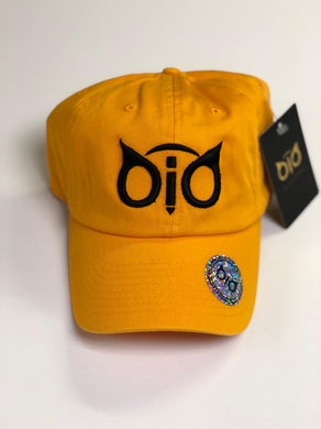 OiO Cap Yellow & Black