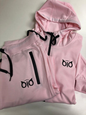 Set Hoodie and Sweatpant OiO Pink