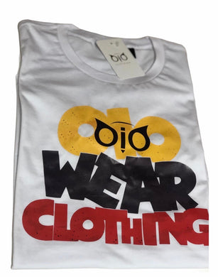T-Shirt OiO White