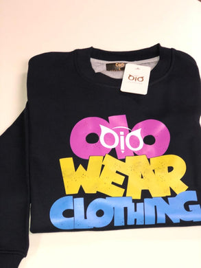 Sweater OiO Navy Blue OWC