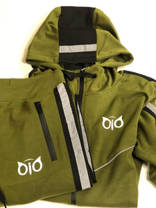 Set Hoodie and Sweatpant OiO Olive Green