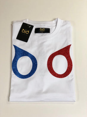 T- Shirt OiO White BWR