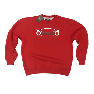 Sweater OiO Premium Red/Platinum