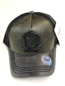 OiO Cap Shield Olive Green