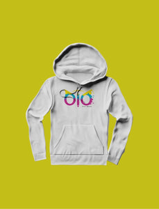 Hoodie OiO White/Colored