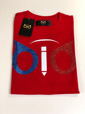 T-Shirt OiO Red BWR