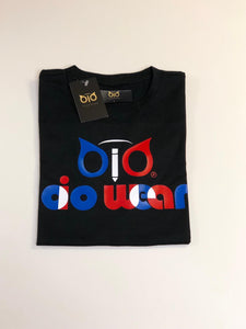 T-Shirt OiO PTC Black BWR