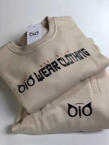Set Sweater & Sweatpant OiO Beige ORG