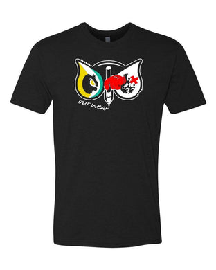 T-Shirt OiO Pen Black