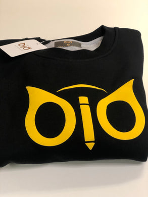 Sweater OiO 3D Black & Yellow