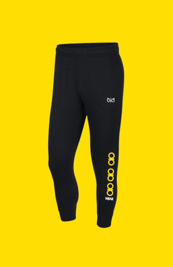 SweatPants OiO Black/Yellow