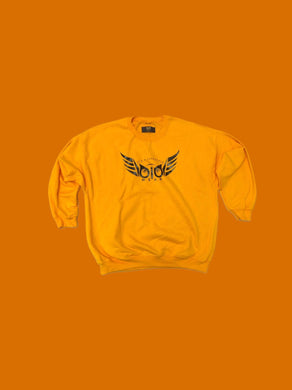 Sweater OiO Wear Premium Yellow/Black