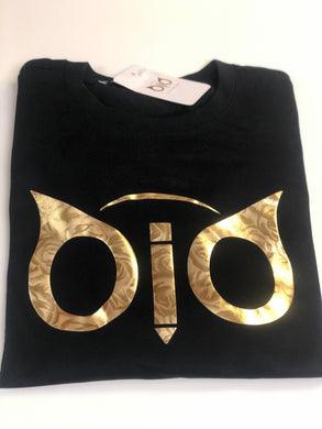 T-Shirt OiO DE Black #2