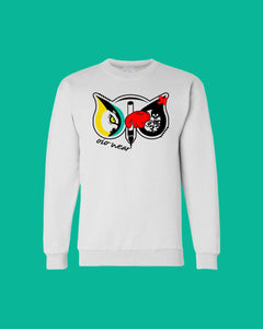 Sweater OiO White/Colored