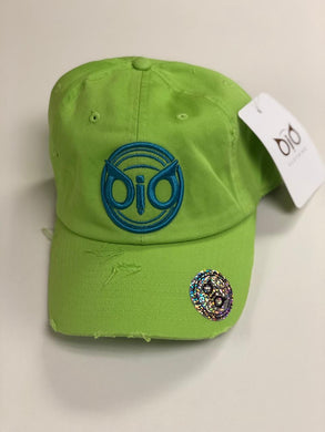 Cap Lime Green ORG