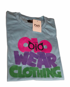 T-Shirt OiO Sky Blue
