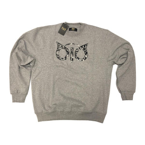 Sweater OiO Premium Gray/Black