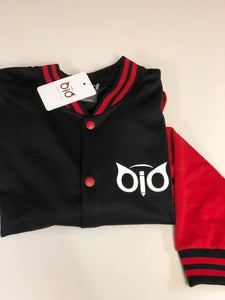 OiO Jacket Black, Red & White