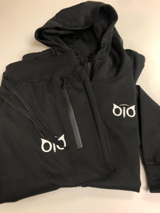 Set Hoodie and Sweatpant OiO Black