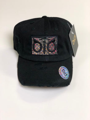 OiO Cap Black Shine