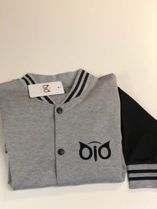 OiO Jacket Gray & Black