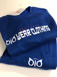 Set Sweater & Sweatpant OiO Blue ORG